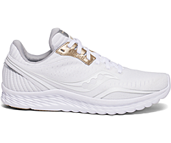 Kinvara 11, White, dynamic