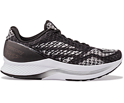 Women's Endorphin Shift, Black | Grey, dynamic