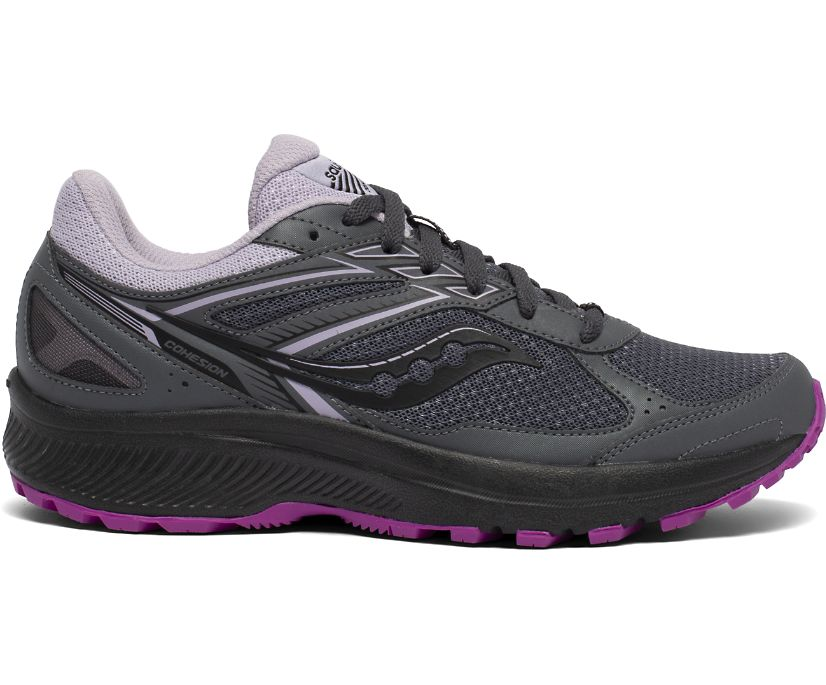 Cohesion TR14, Charcoal | Lilac, dynamic
