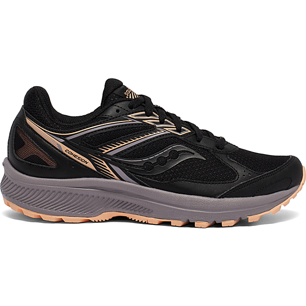Cohesion TR14 Wide, Black | Sunset, dynamic