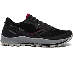 Peregrine 11 GTX, Black | Cherry, dynamic