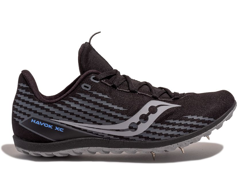 Havok XC 3 Spike, Black, dynamic