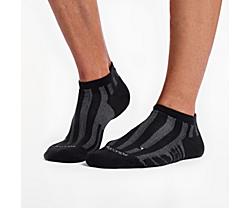 Ventilator No Show Tab 1 Pack Sock, Black, dynamic