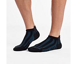 Ventilator No Show Tab 1 Pack Sock, Fashion Black, dynamic
