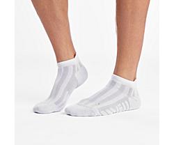 Ventilator No Show Tab 1 Pack Sock, White, dynamic