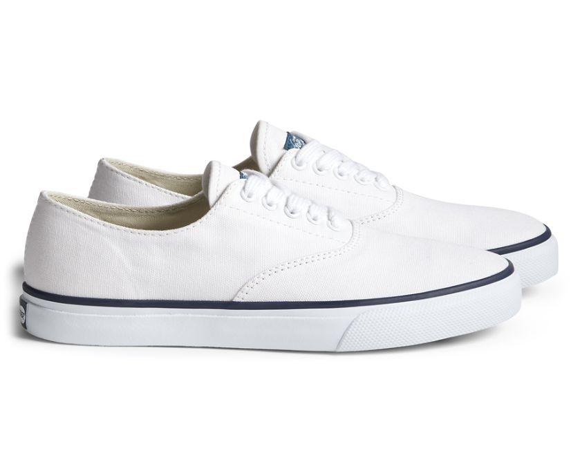 Unisex Cloud CVO Deck Sneaker, White, dynamic