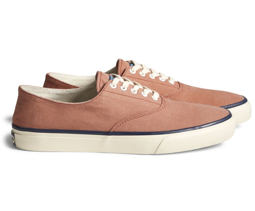 Unisex Cloud CVO Deck Sneaker, Washed Red, dynamic