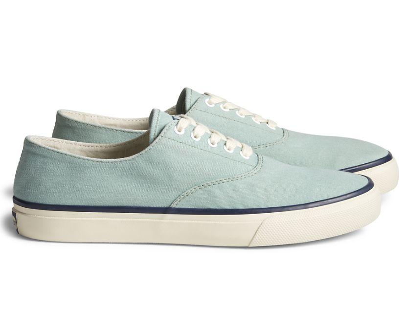 Unisex Cloud CVO Deck Sneaker, Granite Green, dynamic