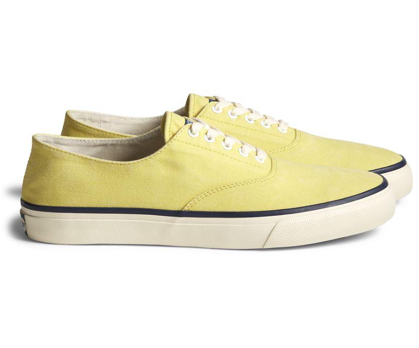 Unisex Cloud CVO Deck Sneaker, Vintage Yellow, dynamic
