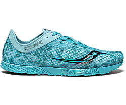 Endorphin Racer 2, Blue, dynamic