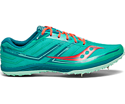 Kilkenny XC7 Spike, Teal | Red, dynamic
