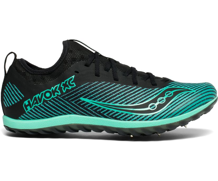 Havok XC 2 Spike, Black | Green, dynamic