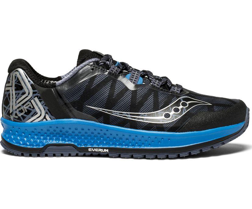 Koa TR, Black | Blue, dynamic