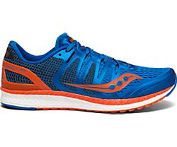Liberty ISO, Blue | Orange, dynamic