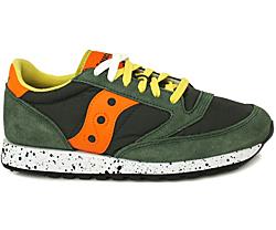 Jazz Original, Green | Orange, dynamic