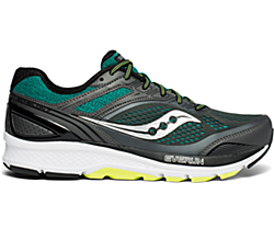 Echelon 7, Grey | Teal, dynamic