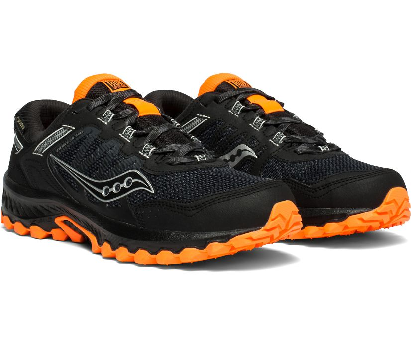 Excursion TR13 GTX, Black | Orange, dynamic