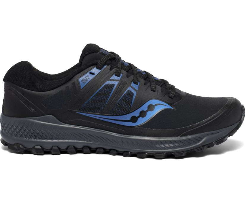Peregrine ICE+, Black | Blue, dynamic