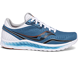 Kinvara 11 Wide, Blue | Black, dynamic