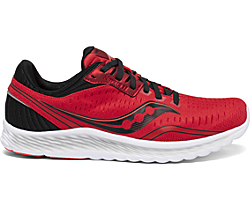 Kinvara 11, Red | Black, dynamic