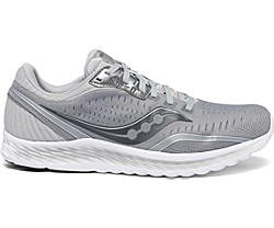 Kinvara 11, Alloy | Charcoal, dynamic