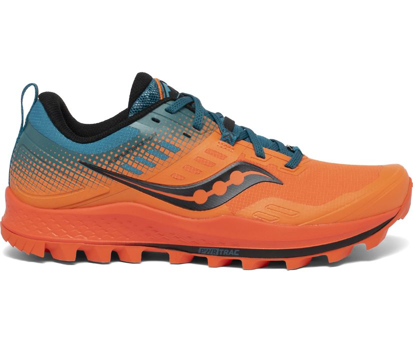 Peregrine 10 ST, Orange | Blue, dynamic