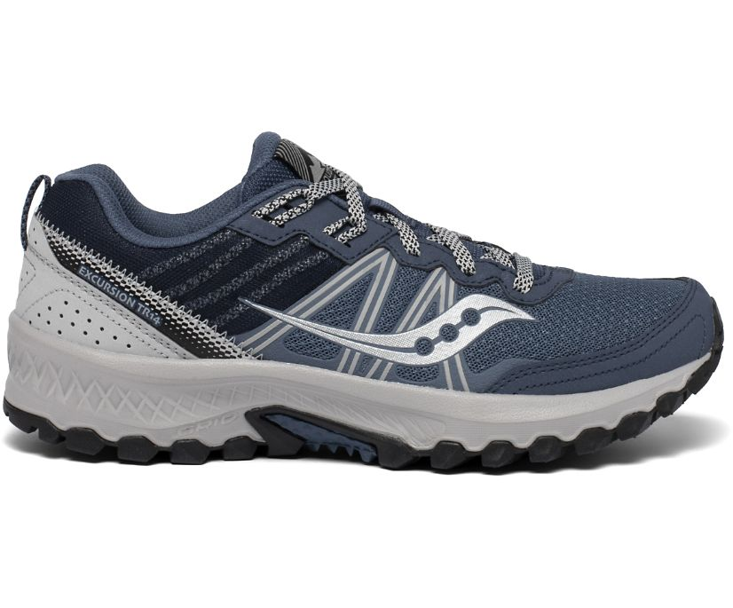 Excursion TR14, Blue | Grey, dynamic