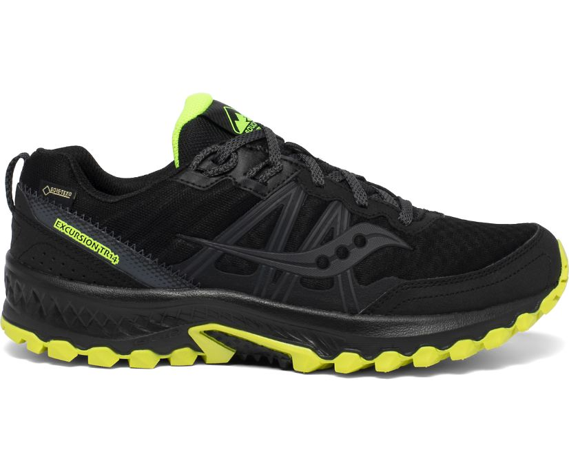Excursion TR14 GTX, Black | Citron, dynamic