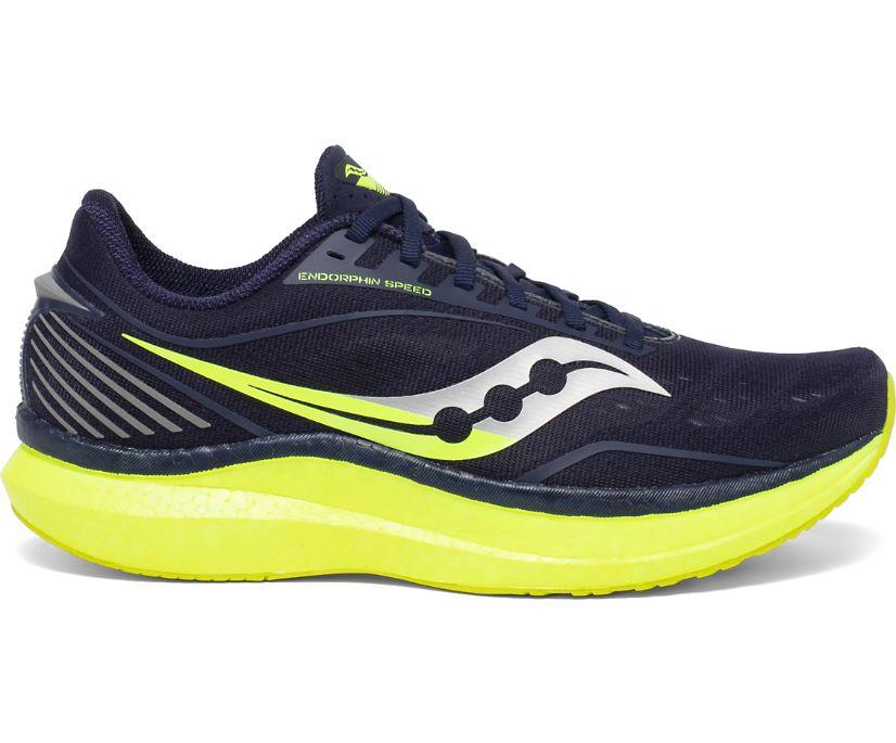 Endorphin Speed, Navy | Citron, dynamic