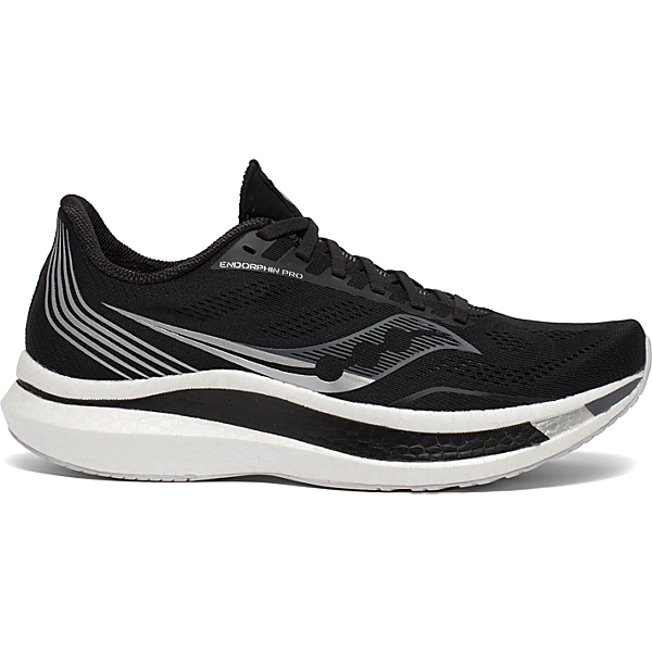Endorphin Pro, Black   Silver, dynamic