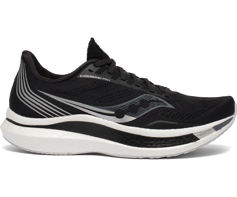 Endorphin Pro, Black | Silver, dynamic