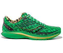 Shamrock Kinvara 12, Green, dynamic