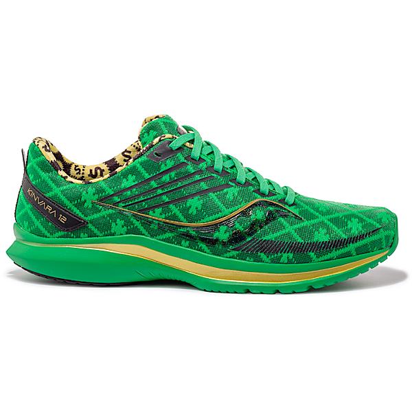 Shamrock Kinvara 12, Green, dynamic