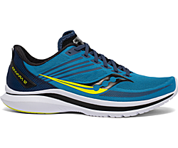 Kinvara 12 Wide, Cobalt | Blue, dynamic
