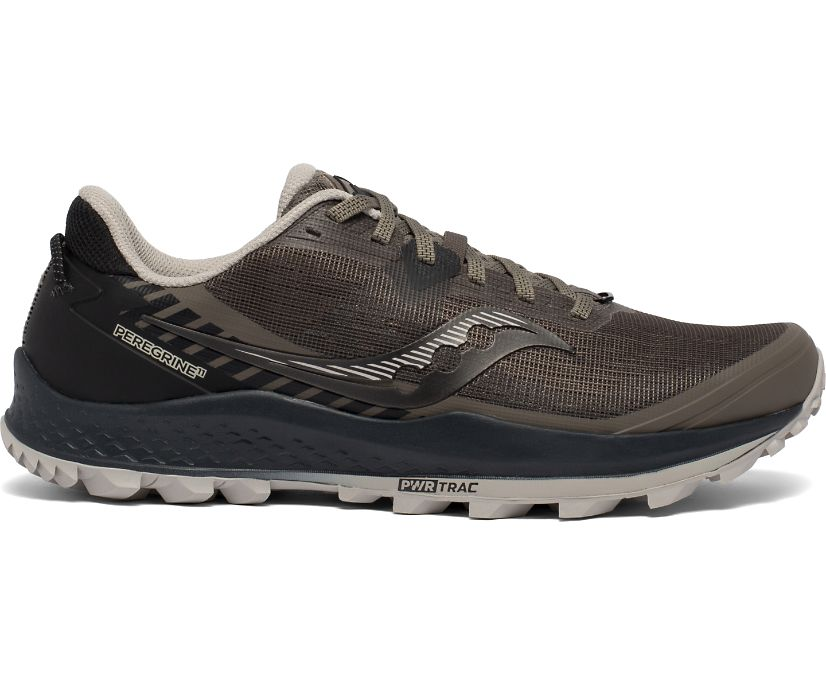 Peregrine 11, Gravel | Black, dynamic