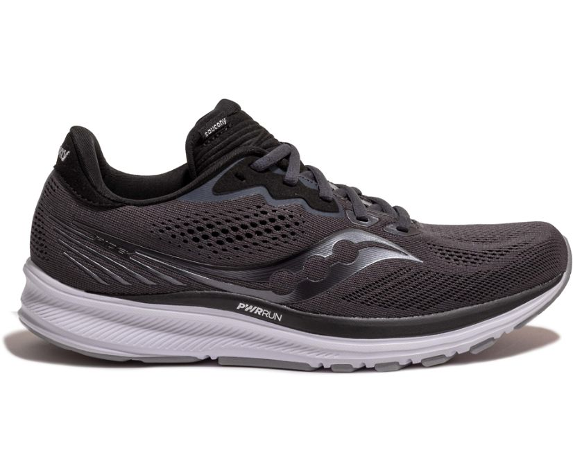 Ride 14, Charcoal | Black, dynamic