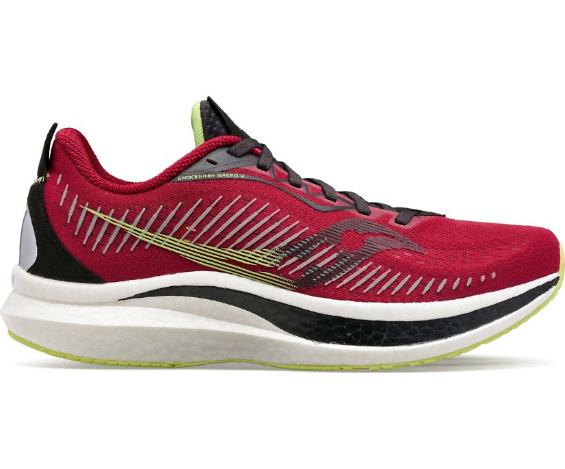 Endorphin Speed 2, Mulberry   Lime, dynamic