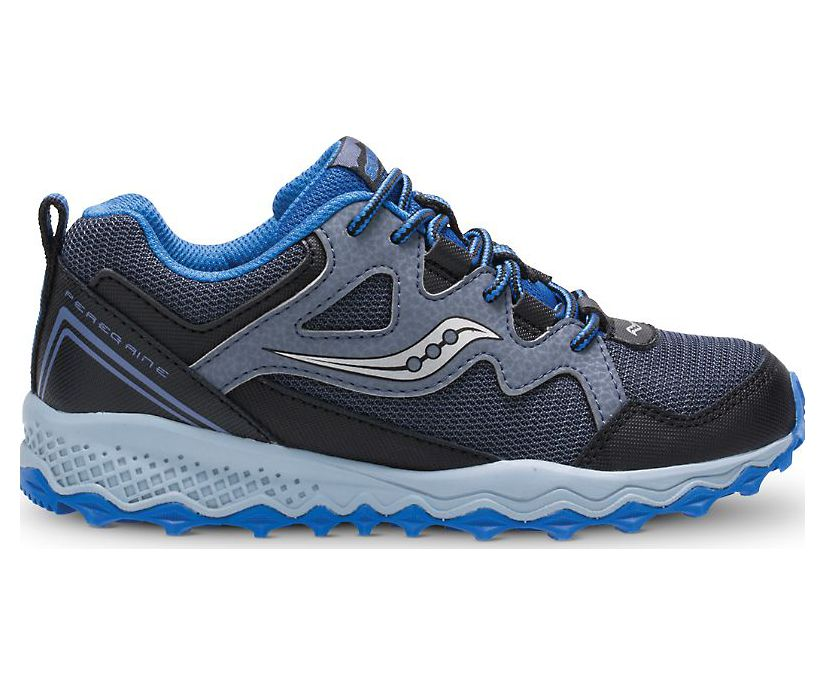 Peregrine Shield 2 Sneaker, Grey | Black | Blue, dynamic