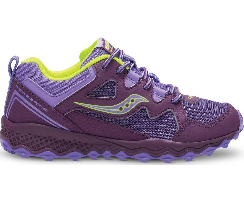 Peregrine Shield 2 Sneaker, Purple | Citron, dynamic