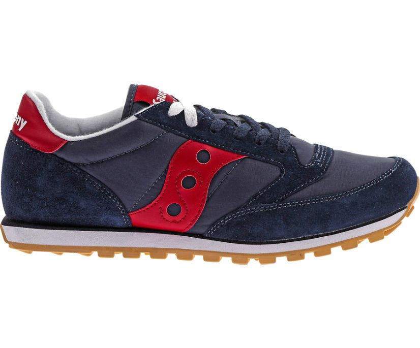 Jazz Low Pro, Navy / Red, dynamic