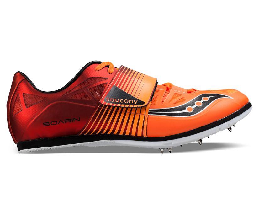 Soarin J 2, Red | Orange, dynamic