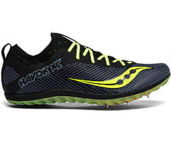 Havok XC 2 Spike, Black | Citron, dynamic