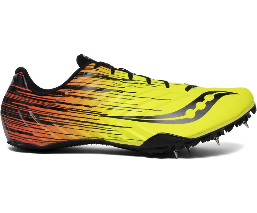 Spitfire 5, Citron | Black, dynamic