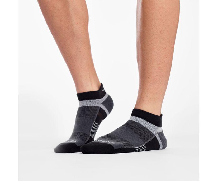 Inferno Liteweight 3-Pack Socks, Black, dynamic