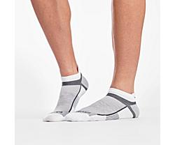 Inferno Liteweight 3-Pack Socks, White, dynamic
