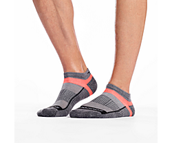 Inferno Merino Wool Blend Low Cut 3-Pack Sock, Grey Assorted, dynamic