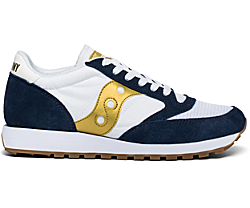 Jazz Original Vintage, White | Navy | Gold, dynamic