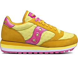 Jazz Triple, Yellow | Pink, dynamic