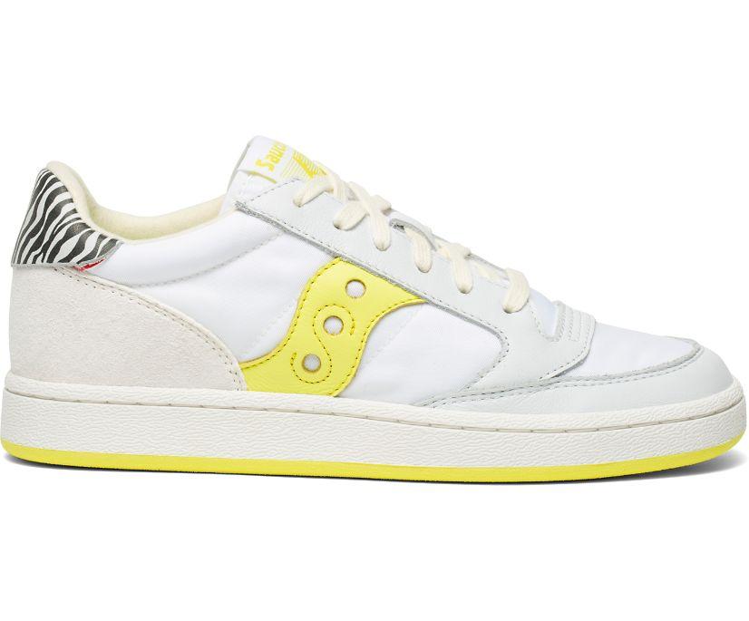 Jazz Court Glam Safari, White | Yellow, dynamic