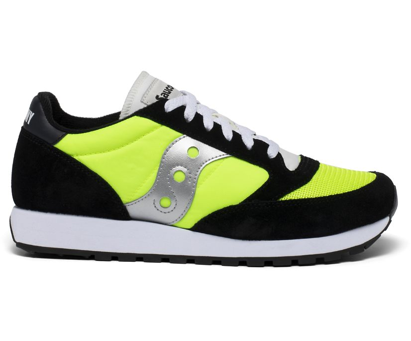 Jazz Original Vintage, Neon | Black | Silver, dynamic